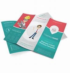 vector brochure template my success graphicmama