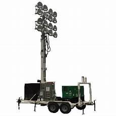 Small Stadium Lights 100 Foot Portable Stadium Light Tower High School Colleged