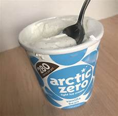 Arctic Zero New Light Ice Cream Arctic Zero Light Ice Cream Review Snack Gator
