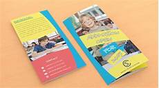 Education Leaflet Design 20 Creative Examples Of College And University Brochure