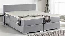 beliani box bed upholstered bed king size