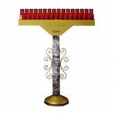 candelieri votivi candeliere votivo elettrico con candele o lumini ad