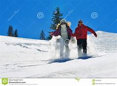 young couple on winter vacation image 35520844
