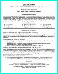 Construction Worker Resume Templates Construction Worker Resume Example To Get You Noticed