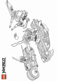 n 42 coloring pages of lego ninjago