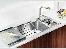 5 Drainboard Kitchen Sinks You'll Love