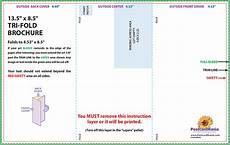 Trifold Mailer Template Postcard Design And Mailing Free Templates 4 215 6 5 215 7 6