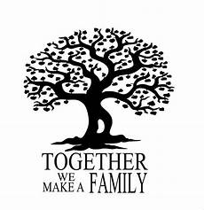 Family Tree Outlines Free Family Tree Svgeps Png Dxfdigital Download Files For
