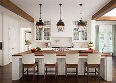 Lantern Style Island Lighting 19 Beautiful Kitchen Lighting Ideas For Home In 2019