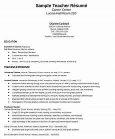 Resume Samples For Teacher Teacher Resume Sample 37 Free Word Pdf Documents