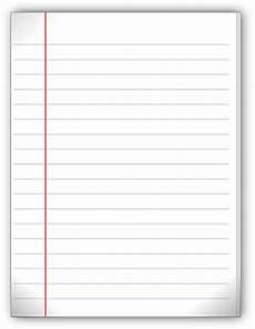 Blank Line Paper Ambiguity Of Blank Paper Blank Lined Paper And