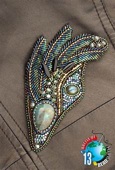 681 best images about bead embroidery on