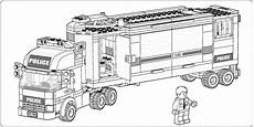 print educational truck coloring pages