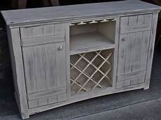white farmhouse wine buffet diy projects