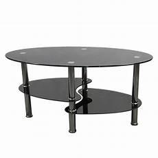 dual fishtail rectangle glass coffee table tempered glass