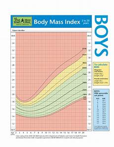 Body Mass Index Chart For Kids 2020 Bmi Chart Fillable Printable Pdf Amp Forms Handypdf