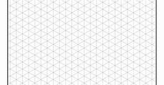 3d Graph Paper Template Isometric Graph Paper For Quot 3d Quot Drawings Isometric