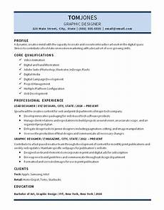 Resume Sample For Designers Lead Graphic Designer Resume Example Digital Media Video
