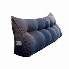 40x 9 x20 inch sofa bed large filled triangular wedge
