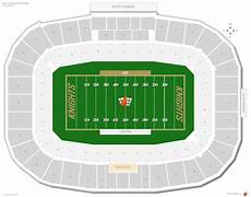 Ud Football Stadium Seating Chart Spectrum Stadium Ucf Seating Guide Rateyourseats Com
