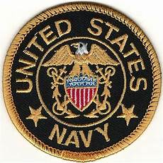 embroidery patches seal of the states us navy embroidery