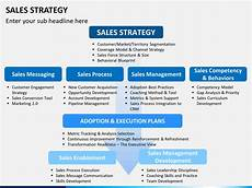 Business Plan Sales Strategy Sales Strategy Powerpoint Template Sketchbubble