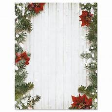 Holiday Stationery Paper Amazon Com Winterberry Cardinal Christmas Letter Papers