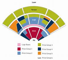 Fivepoint Amphitheater Seating Chart Pacific Symphony Irvine Meadows Amphitheatre