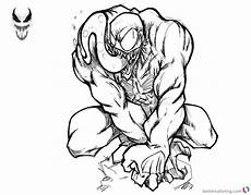 Easy Venom Coloring Pages Venom Coloring Pages Awesome Picture By Harosais1 Free