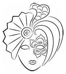 Malvorlage Karneval Maske Bildergebnis F 252 R Carnevale Colorare Malvorlagen