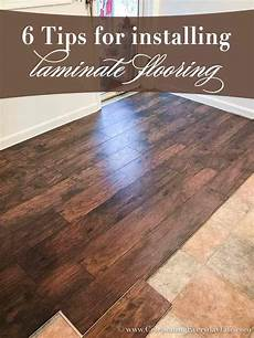 Laminate Hardwood Floors 6 Tips For Installing Laminate Flooring