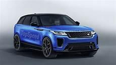 2019 Land Rover Svr by 2019 Land Rover Range Rover Velar Svr Review Top Speed