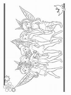 tinkerbell coloring pages and print tinkerbell