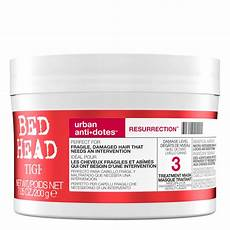 tigi bed antidotes resurrection treatment mask