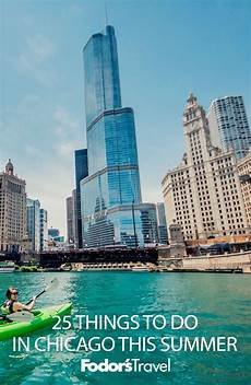25 things to do in chicago this summer united states