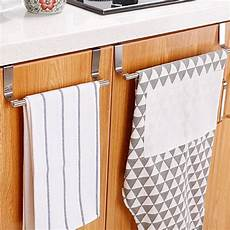 24 36cm cabinet drawer towel stainless steel hanging rack