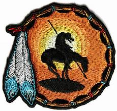 shop american indian patches end of the trail
