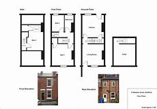 Uk House Floor Plans Domestic Architecture 1700 To 1960