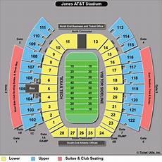 Chepauk Stadium Seating Charts Texas Tech Tickets 2017 Red Raiders Football Tickets