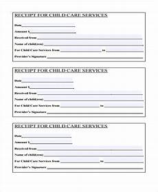 Receipt For Service Template Free 40 Printable Receipt Forms In Pdf Word