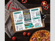 21  Food Truck Menu Templates   Free & Premium Download