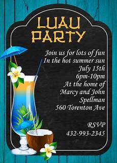 Summer Party Invites Summer Party Invitations For New Selections 2020