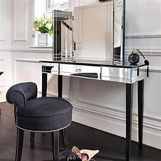 deco mirrored vanity regency closet