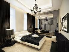 Black And White Modern Bedrooms Modern Black And White Bedroom Ideas
