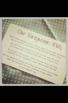 Wedding List Poems Honeymoon Poem Wedding Stationary Pinterest Wedding