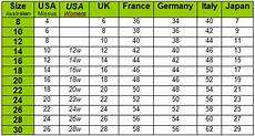 Clothing Size Chart International Clothing Size Conversion Chart