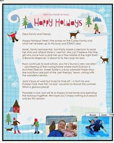Merry Christmas Letter Sample How To Create An Electronic Christmas Letter With Smilebox
