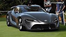 toyota 2019 supra this is the 2019 toyota supra might look like without