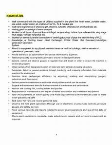 Utility Resume Raju Letest Utility Resume