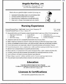 Resume For Nurses Applying Abroad Take Resume March 2011